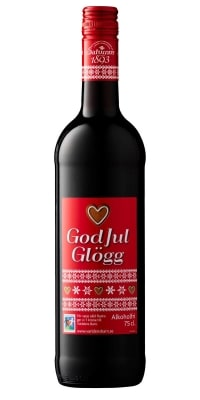 Saturnus God Jul Glögg  test
