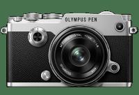 Olympus PEN-F test