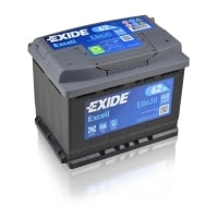 Exide EB620 test