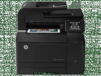 HP Laserjet Pro CM1415FNW test