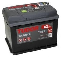 Tudor TB620 test