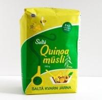 Saltå Quinoa Müsli test