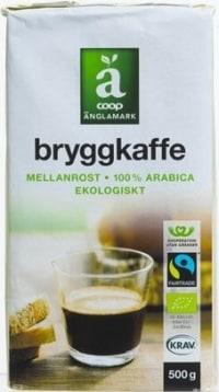 Coop Ekologiskt Bryggkaffe test
