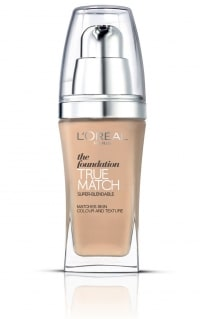 Loreal True Match Super Blendable Foundation - bäst i test bland Foundation 2018