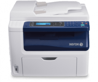 Xerox Workcentre 6015 NI test
