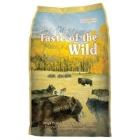 Taste of the Wild High Prairie test