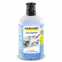 Kärcher Car Schampoo test