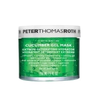 Peter Thomas Roth Cucumber Gel Masque test