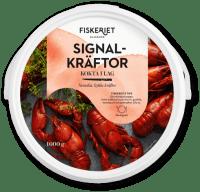 Fiskeriet Signalkräftor test