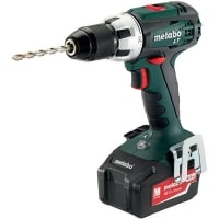 Metabo BS 18 LT test