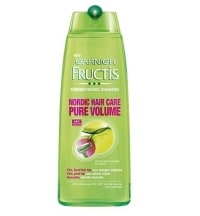 Garnier Fructis Nordic Hair Care Pure Volume test