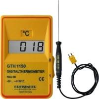 Armatherm/Greisinger GTH 1150 test
