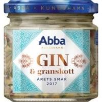 Abba Årets Smak 2017 Gin & Granskott test