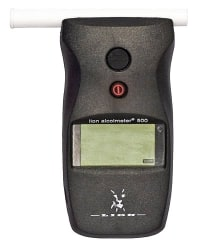Lion Alcolmeter 500 test