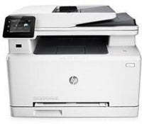 HP Color Laserjet Pro M277dw test
