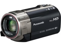 Panasonic HC-V720 test