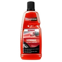 Sonax Superwash med Carnaubavax test