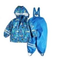 Lindex Rainwear test