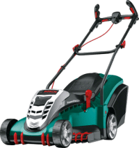 Bosch Rotak 43 - bäst i test bland Eldrivna gräsklippare 2018
