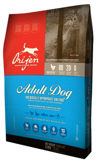 Orijen Adult Dog test