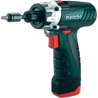 Metabo Powermaxx BS Basic skruvdragare test