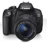 Canon EOS 700D  test