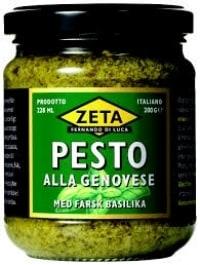 Zeta Pesto alla Genovese test