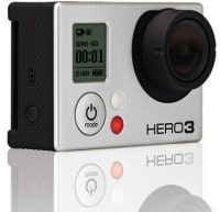 GoPro Hero3 White Edition test