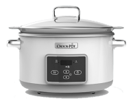 Crock-Pot Slowcooker DuraCeramic 5,0 liter test