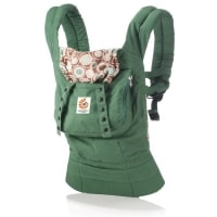 Ergobaby Organic Carrier test