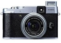 Fujifilm FinePix X20 test