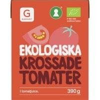 Garant Ekologiska Krossade tomater test