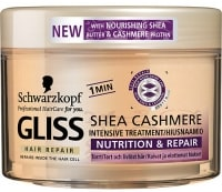 Gliss Shea Cashmere Intensive Treatment test