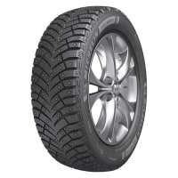 Michelin X-ice North 4 test