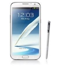 Samsung Galaxy Note II GT-N7100  test