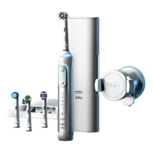 Bäst i test: Oral-B Genius 9000