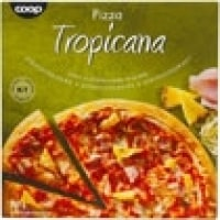 Coops Pizza Tropicana test
