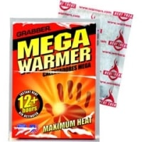 Grabber Handwarmers test