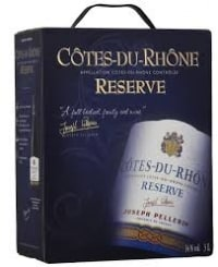 Côtes-du-Rhône Reserve 2012 test