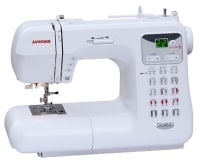 Janome DC 4030 test