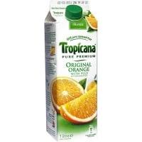 Tropicana Apelsinjuice test