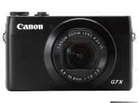 Canon Powershot G7 X test