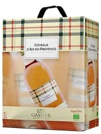 Coteaux d\'Aix en Provence Gassier(2237) test