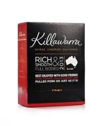 Killawarra Shiraz Cabernet Sauvignon test