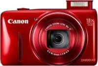 Canon Powershot SX600 test