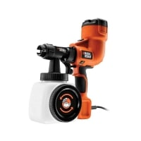 Black & Decker HVLP 400-QS test
