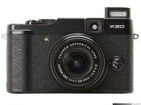 Fujifilm X20 test