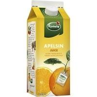Rynkeby Apelsinjuice test