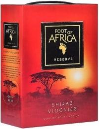 Foot of Africa Shiraz Viognier test