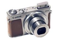 Canon PowerShot G9 X - bäst i test bland Kompaktkameror 2017